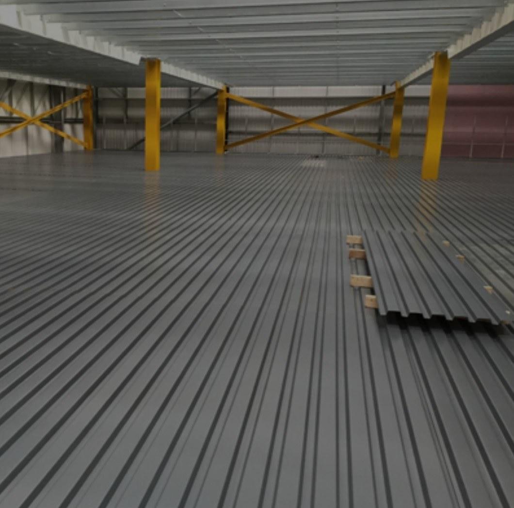 Corrugated Metal Decking