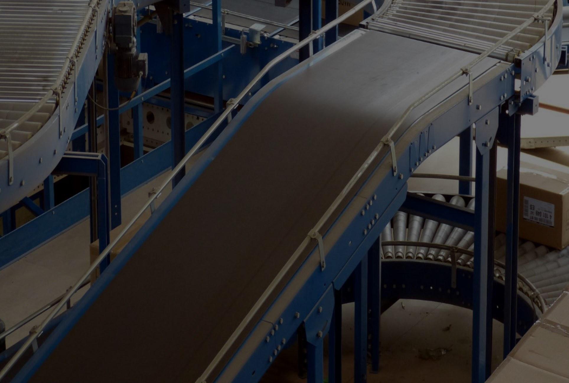 Belted Conveyor System