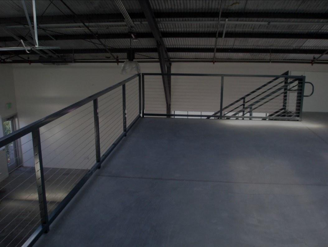 Concrete Mezzanine Decking