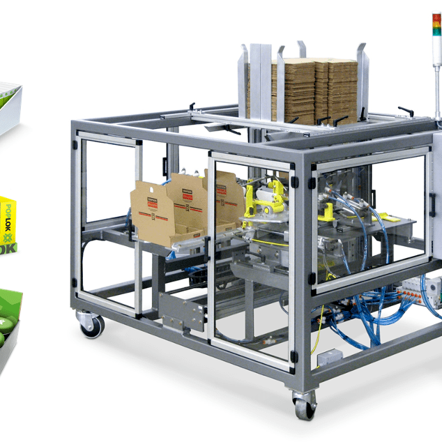 Carton and Tray Formers