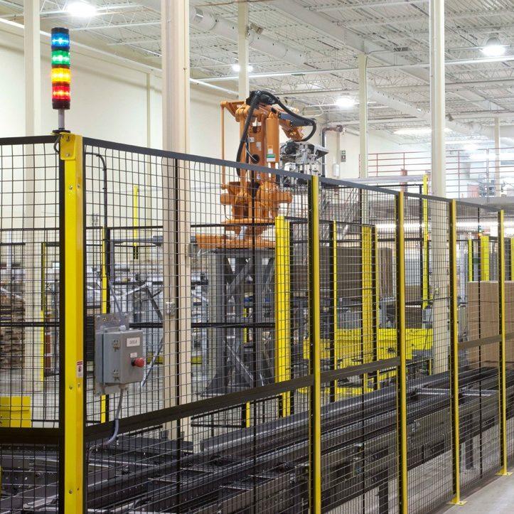 Industrial Machine Guarding