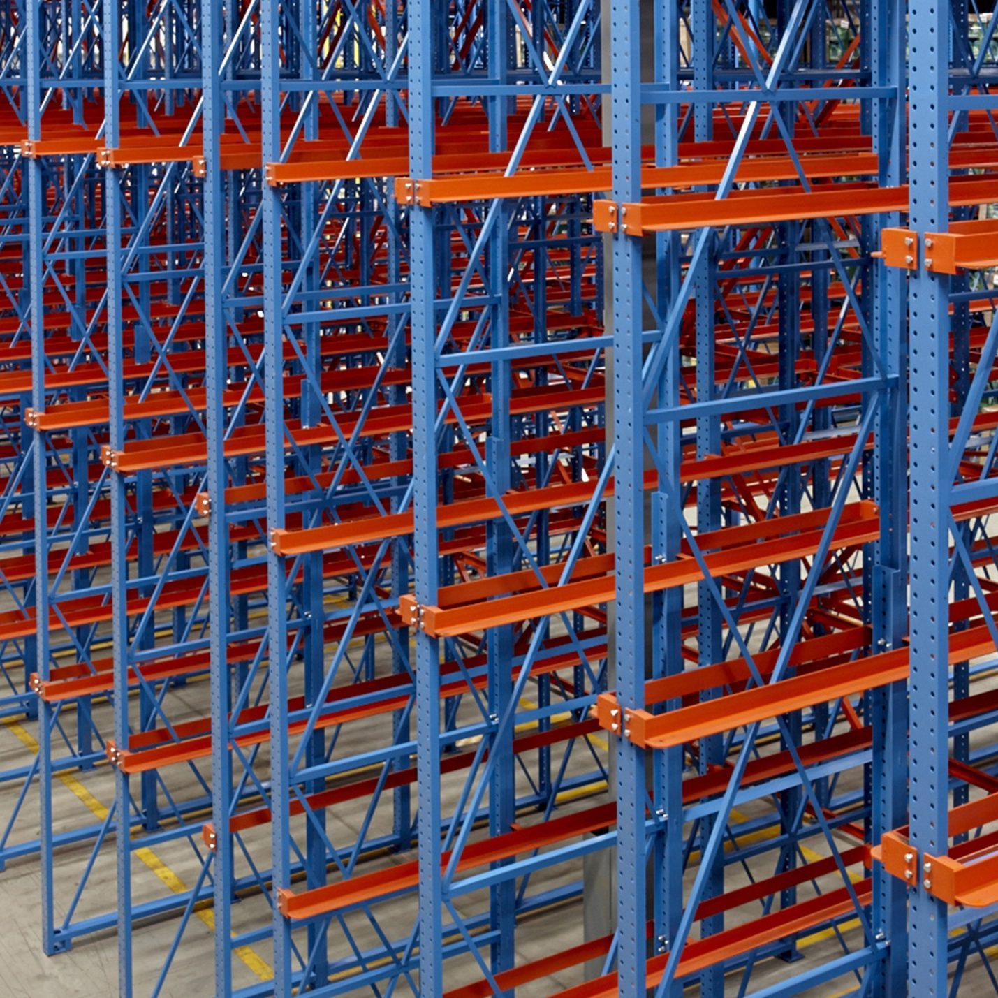 Drive-in Pallet Racking