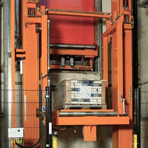 Vertical Lift Conveyor